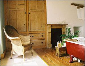 The Bathroom Chair