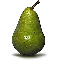 Pears: The Un-Fruit