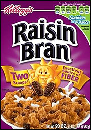 The Raisin Bran Conspiracy